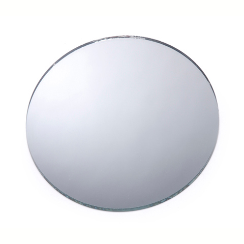 4 inch glass small round mirrors bulk 100 pieces mirror - Miroir centre de table ...