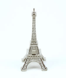 Eiffel Tower Figurine Replica