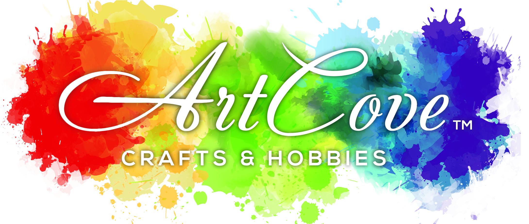 Art Cove Crafts Logo
