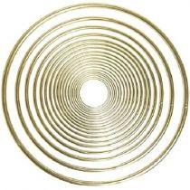 12 inch metal rings