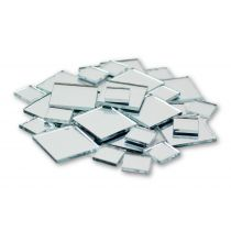 Mini Square Glass Craft Mirrors Bulk