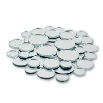 mini round craft mirrors bulk