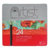 fantasia colored pencil set 24 colors PRO 3170