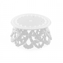 Plastic Ornament Bases 4.5 inches