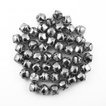 small silver jingle bells