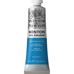 Winsor & Newton Winton Oil Color Cerulian Blue Hue 37ml Tube