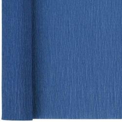 royal blue crepe paper