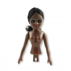 8 inch Plastic Craft Doll