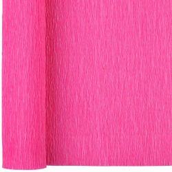 hot pink crepe paper folds sheets