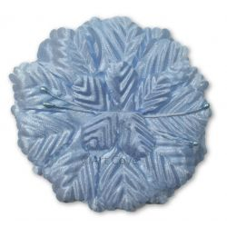 Light Blue Capia Flowers Flat Carnation Capia Base