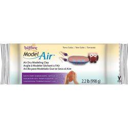 Polyform Model Air - Terra Cotta Air Dry Clay 2.25 lbs.