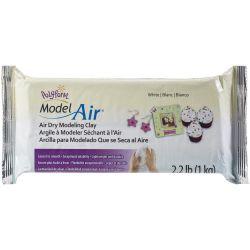 Polyform Model Air - White Air Dry Clay 2.25 lbs.