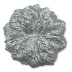 Silver Capia Flowers Flat Carnation Capia Base