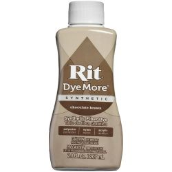 Rit Dye More Synthetic Chocolate Brown