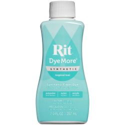 Rit Dye More Synthetic Tropical Teal