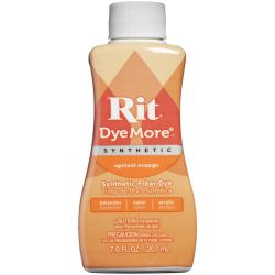 Rit Dye More Synthetic Apricot