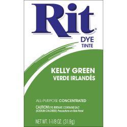 Rit Dye Kelly Green Powder