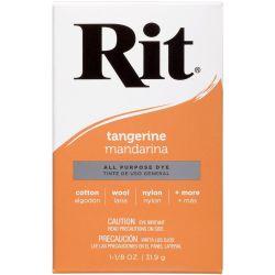 Rit Dye Tangerine Powder