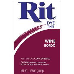 Rit Dye Powder Wine