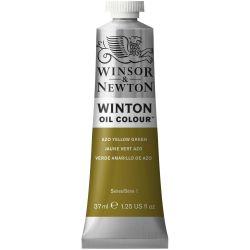 Winsor & Newton Winton Oil Color Azo Yellow Green