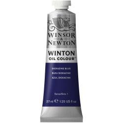 Winsor & Newton Winton Oil Color Dioxazine Blue 37ml