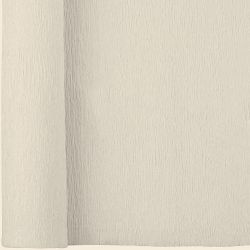 Ivory Crepe Paper Sheets