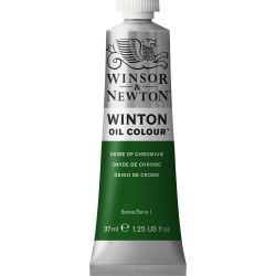 Winsor & Newton Winton Oil Color Oxide Of Chromium