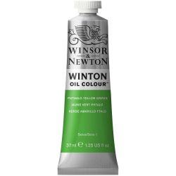 Winsor & Newton Winton Oil Color Phthalo Yellow Green