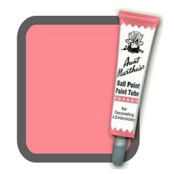 Aunt Martha's Ballpoint Paint Tube Berry Pink