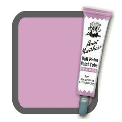 Aunt Martha's Ballpoint Paint Tube Lavender