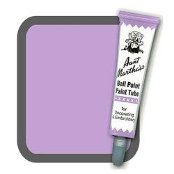 Aunt Martha's Ballpoint Paint Tube Lilac
