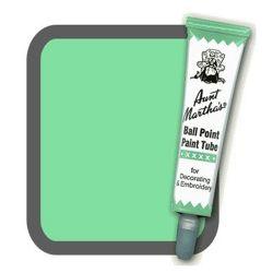 Aunt Martha's Ballpoint Paint Tube Light Green