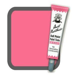 Aunt Martha's Ballpoint Paint Tube Rose