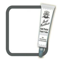 Aunt Martha's Ballpoint Paint Tube White