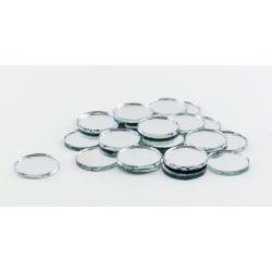 0.75 inch round mirrors