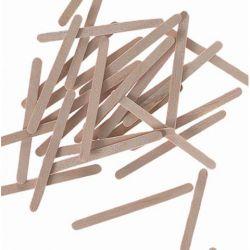 Mini Wood Craft Sticks