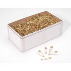 Size 1 gold safety pins bulk