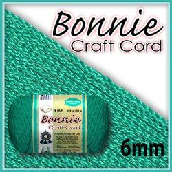 6mm Turquoise Macrame Cord