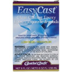 Castin Craft Easy Cast Clear Casting Epoxy 8oz
