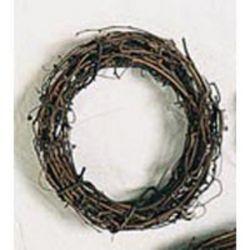 8 inch Grapevine Wreaths