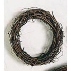 4 inch Natural Grapevine Wreaths