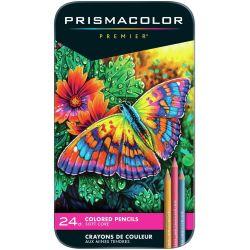 Prismacolor Premier Colored Pencil Set 24 Colors