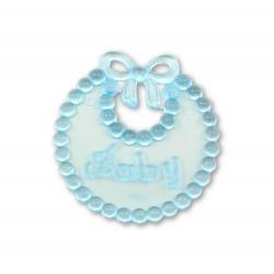 mini plastic baby bibs