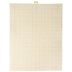 ivory plastic canvas