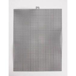 gunmetal plastic canvas