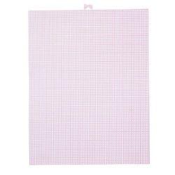 lavender plastic canvas