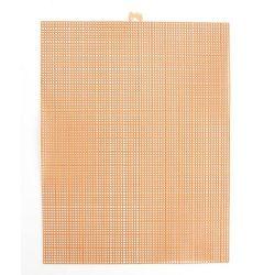 taupe plastic canvas