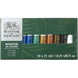 Winsor & Newton Winton Basic Oil Paints Set