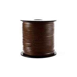 dark brown lanyard cord