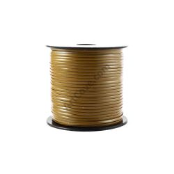 Roll of Gold Lanyard Cord